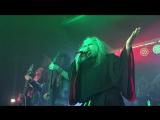 Procession - Solitude (w- Messiah Marcolin - London 20.11.17) Pacto de Sangre Tour