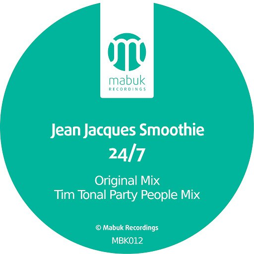 Jean Jacques Smoothie альбом 24/7