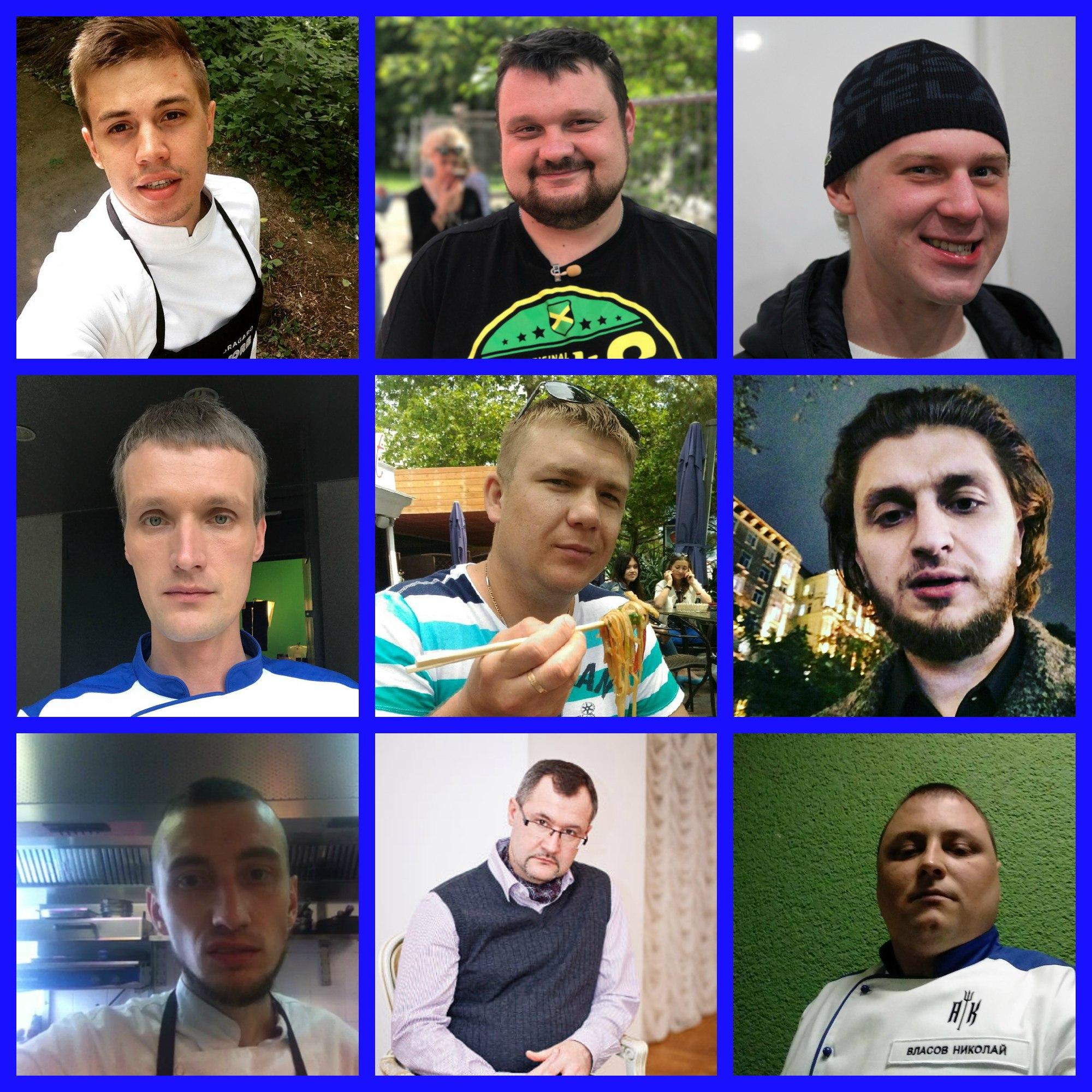 Адская Кухня с Конcтантином Ивлевым 1 сезон на Пятнице Синяя команда