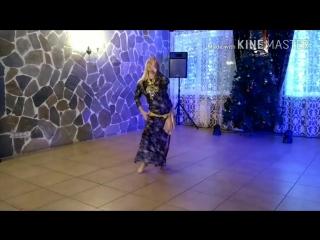 Екатерина Трубицына Новогодний вечер ШВТ Файмарис 2018