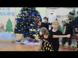 Новогодний концерт*) ТАНГО) Максим/Дана) 28.12.2017)