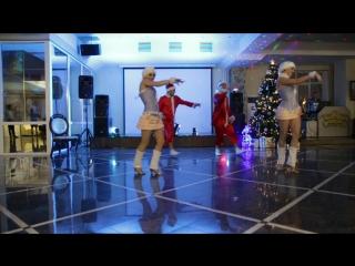 новогодний 2018- шоу балет антре