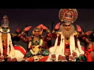 Kathakali - Indian classical dance from Kerala