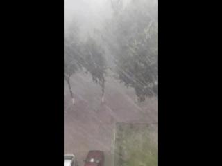 Буря в К-П