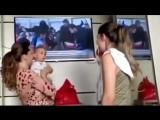 Когда хочешь к маме на ручки, а у нее есть сестра-близняшка (VHS Video)