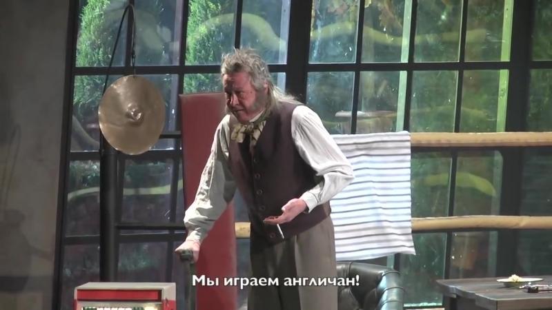 Как это было в Самаре Михал ОлегЫч безупречен Кричать артисту из зала быдлячье хамство
