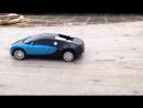 The Transformers remote control car Grand Sport Vitesse Bugatti Veyron
