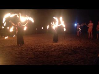 Файер-Шоу на Ладоге #xspowerdrink#wawhah