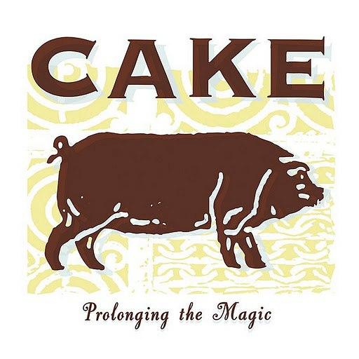Cake альбом Prolonging The Magic