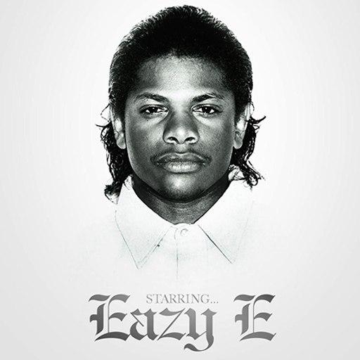 Eazy-E альбом Starring...Eazy E