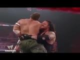 WWE John Cena Vs The Undertaker HD