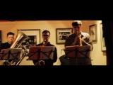 Молодые , горячие , джаз банда Карбанара