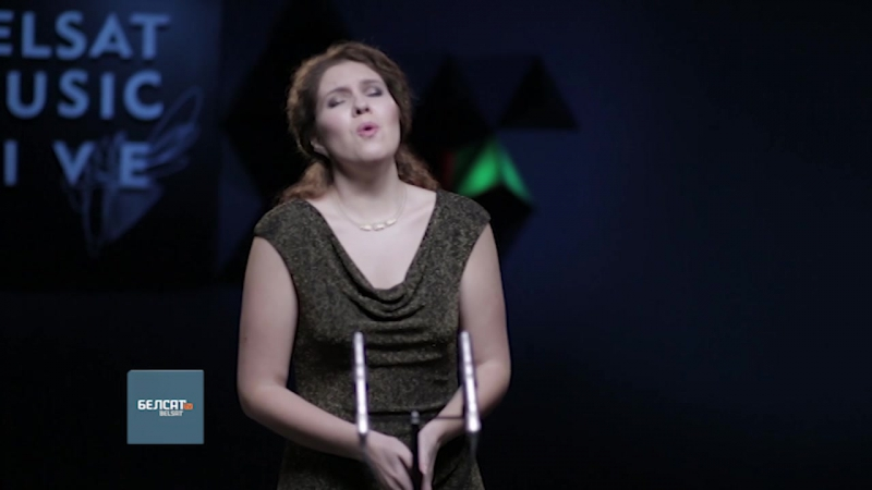 Belsat Music Live 42 Надзея Кучар — Анонс 20/01 у 21:15 Nadine Koutcher Singer of the World