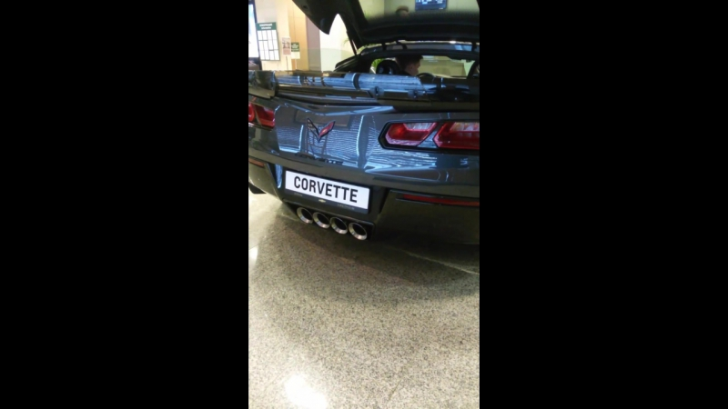 Chevrolet Corvette, 7.0 V12, 659hp💪