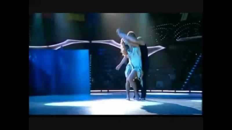 Романс Мне тебя уже не надо Танцуют Алексей Воробьёв и Татьяна Навка в проекте Первого канала Лед и пламень