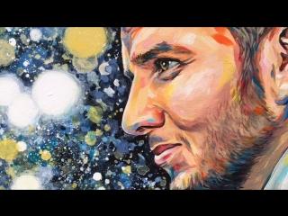 Ellen Right.Космический портрет мужчины в авторском стиле