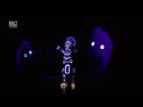 Крутой танец от жуткой светящийся куклы