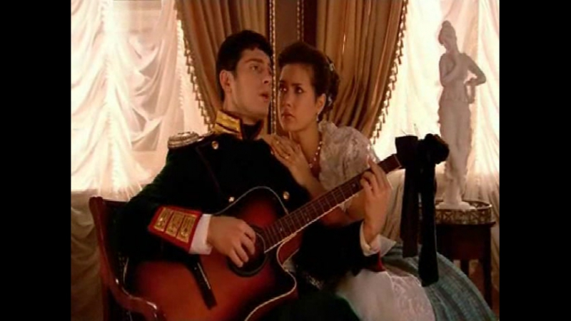 Бедная Настя - Андрей поет на гитаре для Натальи(club_role_play_bednaya_nastya)