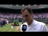 Wimbledon 2017  Финал  Марин Чилич (Хорватия)  Роджер Федерер (Швейцария)  Marin Cilic vs Roger Federer  Eurosport 2 HD 16