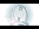Робот-чистильщик унитазов