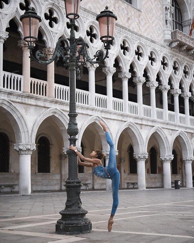 Фотограф Zachariah Epperson о красоте балета