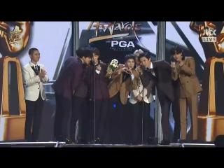 [VIDEO] 180111 EXO - CeCi Asia Icon Awar @ 32nd Golden Disc Awards D2