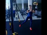 Отличное упражнение для проработки мышц бедра
