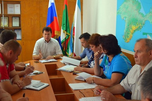 Глава Армянска назвал проблемные вопросы города