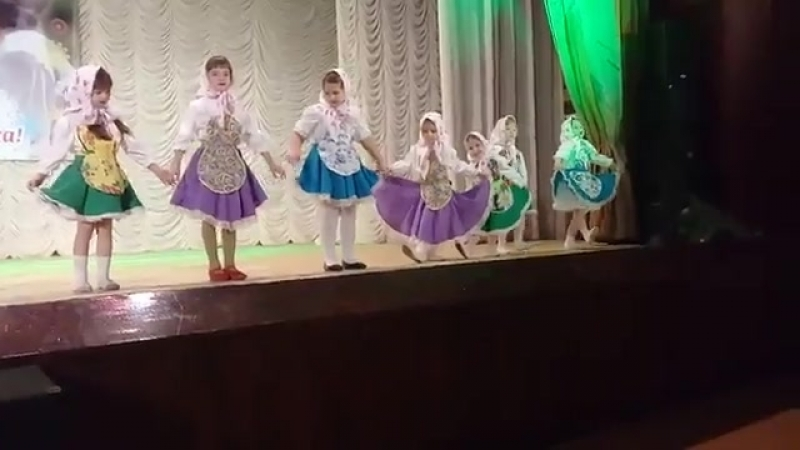 Матрёшечки Хрустальный башмачок 07.03.2018