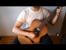 Oh, Grey Warden - Dragon Age: Inquisition on Guitar