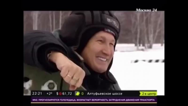 Александр Иванов вспоминает службу в армии