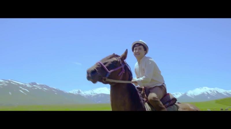 Нурмат Садыров - Кыргыз кыздары(клип)
