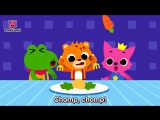 A Healthy Meal   Yum, Yum Lets eat healthy!   Healthy Habits   Pinkfong Songs for Children