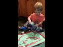 12 24 17 getting messy with slime