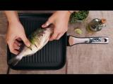 ТОП-3 рецепта для сковороды-гриль (Рецепты Bon Appetit)