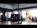 Суднева Мария, Aerial Silks (воздушное полотно)