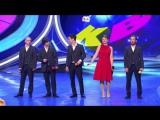 Сборная Грузии - Музыкальный фристайл (КВН Высшая лига 2017. Первая 1/2 финала)
