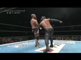 BUSHI vs. Gedo (NJPW - The New Beginning 2018 in Osaka)