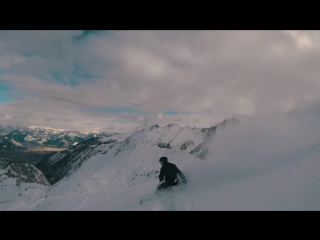 Powder Day In Austria with Shaun White. Training for 2018 Winter Olympics