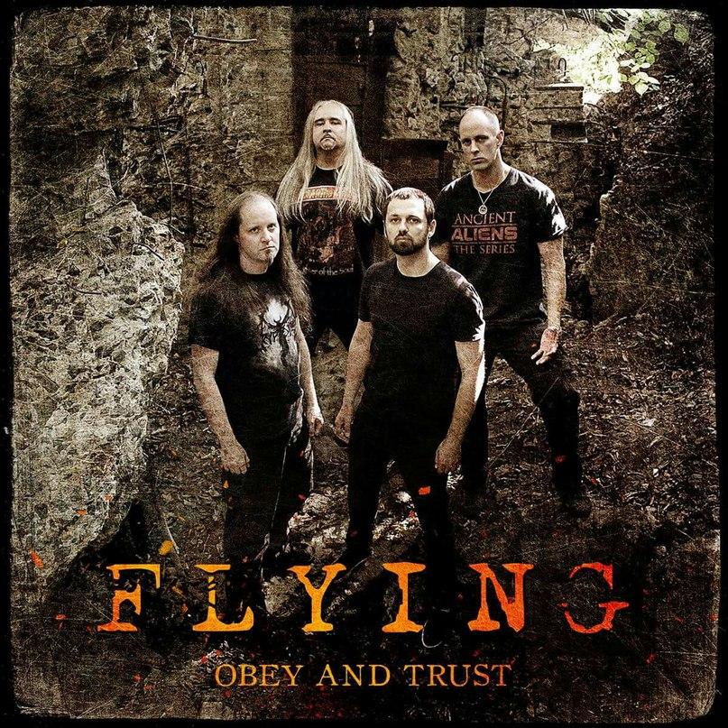 Новый сингл FLYING - Obey and Trust