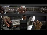 Tosin Abasi - economy picking lick from Song of Solomon