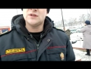 Міліцыя зрывае пікет кандыдата ў дэпутаты Пятра Папраўкі