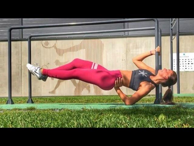 Calisthenics Girls- We Dont Need Any Gym