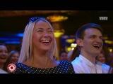 Демис Карибидис, Андрей Аверин и Марина Кравец -