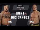 UFL 32, HW. MARK HUNT koss_yo vs JUNIOR DOS SANTOS KiLLER_iN_ADiDAS