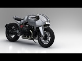 The ER Kit by Dab Design - BMW R nineT custom kit