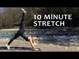 10 minute Full Body Stretching Exercises | Flexibility Workout | Dance, Gymnastics, Splits