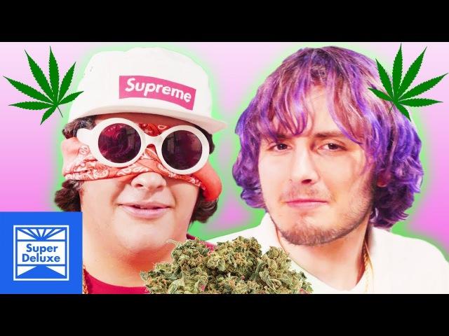 Weed Crunchwrap Feat. Tabasko Sweet | Edibles