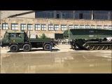 Tatra 815 TP vs. Т-55 / BLG 60 Tauziehen