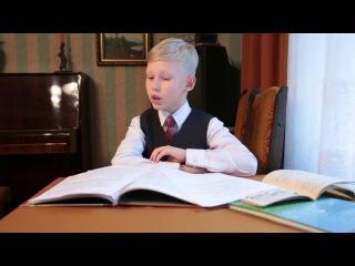 Арсений Гусев читает Василия Белова